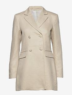2ND Annie ThinkTwice - blazers - broken white