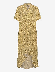 2ND Edition Gwen Supine - midi dresses - jojoba