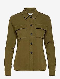 2ND Joseph - chemises à manches longues - kalamata
