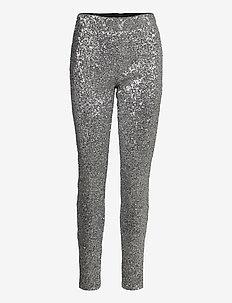 2ND Edition Spencer - leggings - silver
