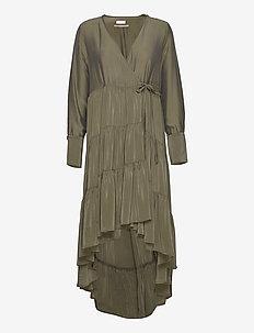 2ND Edition Alvina - wrap dresses - kalamata