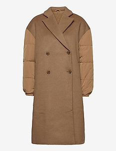 2ND Bromley - ullkappor - classic camel