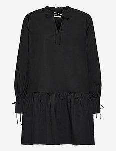 2ND Axel Thinktwice - korta klänningar - black