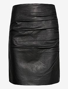 2ND Clarisse Thinktwice - jupes courtes - black