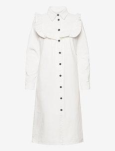2ND Pine ThinkTwice - shirt dresses - jet stream
