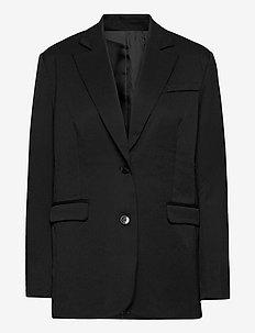 2ND Barnett - oversized blazers - black