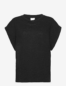 2ND Bassor - t-shirts - black