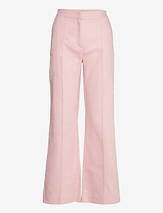 2ND Adora - trousers - sepia rose