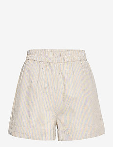 2ND Kassandra Stripe - casual shorts - taos taupe