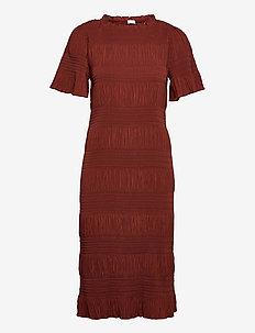 2ND Mitzi - summer dresses - henna