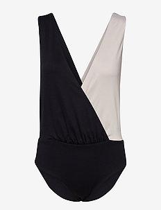 2ND Charo - swimsuits - jet black