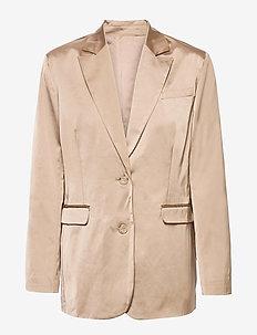 2ND Barnett - oversized blazere - sepia tint
