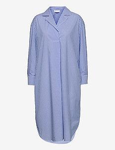 2ND Terrazzo Stripe - sommerkjoler - cornflower blue