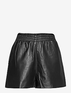 2ND Clay - casual shorts - jet black