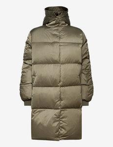 2ND Puff - Winter Satin - manteaux d'hiver - kalamata