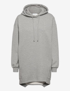 2ND Chilly TT - Organic Brushed Fle - sweatshirts & hættetrøjer - medium grey mel.