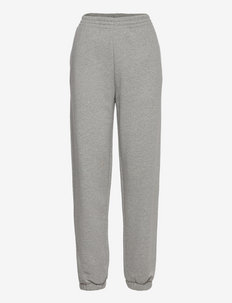 2ND Play TT - Organic Brushed Sweat - vêtements - medium grey mel.