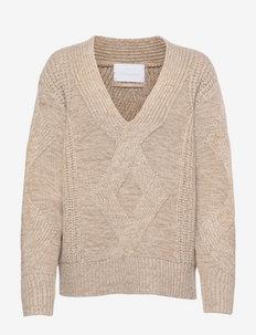 2ND Edition Hingis - Autumn Tweet - pulls - pure cashmere