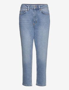 2ND Farah TT - straight jeans - light blue
