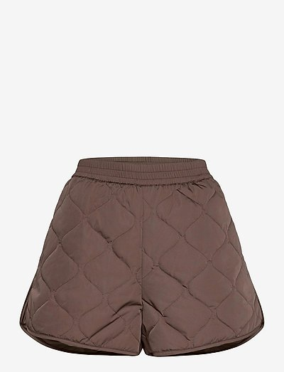 2ND Gates Thinktwice - casual shorts - forest floor