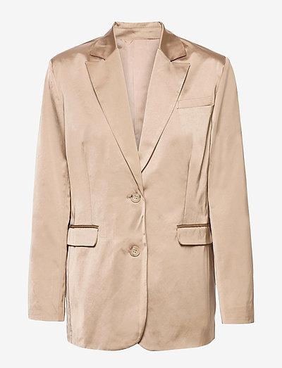 2ND Barnett - tailored blazers - sepia tint