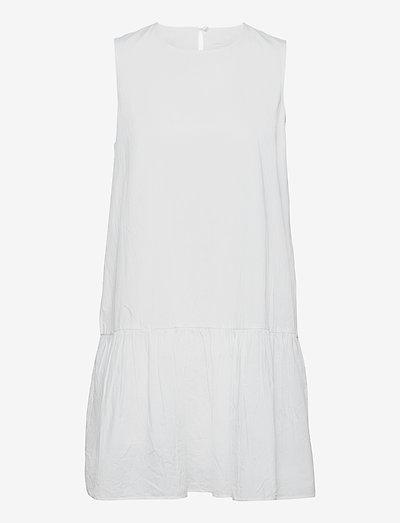 2ND Match Thinktwice - summer dresses - bright white