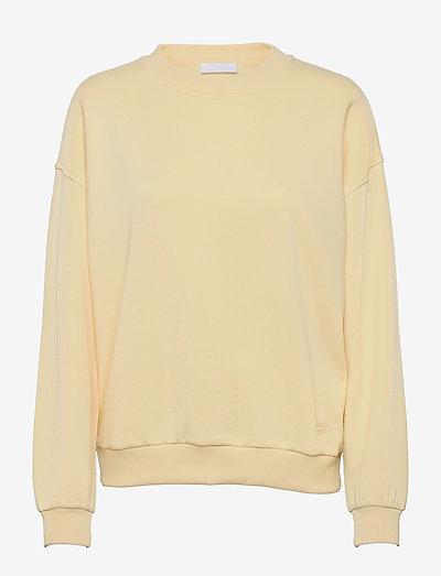 2ND Sweat Thinktwice - sweatshirts & hoodies - chino green