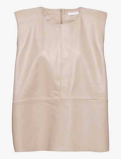 2ND Steffi - sleeveless blouses - pure cashmere