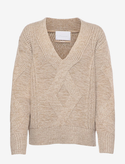2ND Edition Hingis - Autumn Tweet - jumpers - pure cashmere