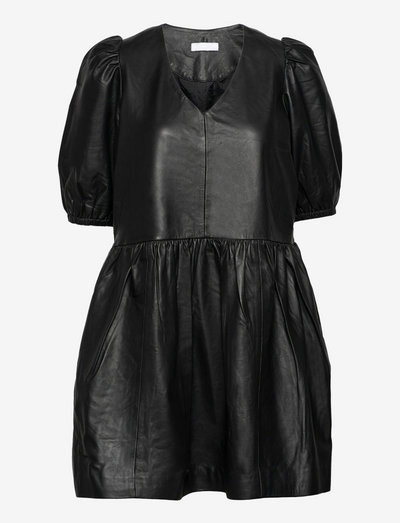 2ND Cranberry - Daily Leather - everyday dresses - jet black