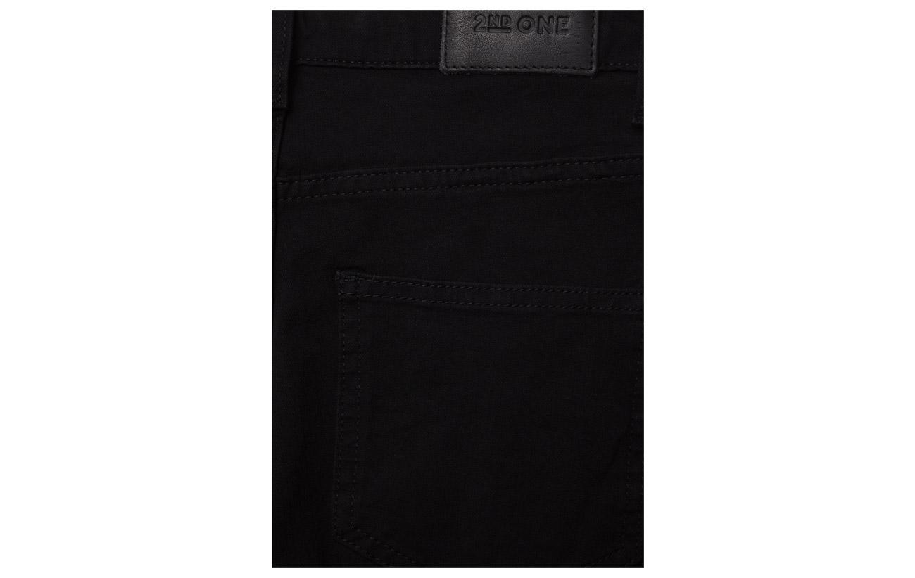 Polyester Flex 851 Black 5 86 One 9 Coton 2nd Jeans Amy Elastane nXxzAqR