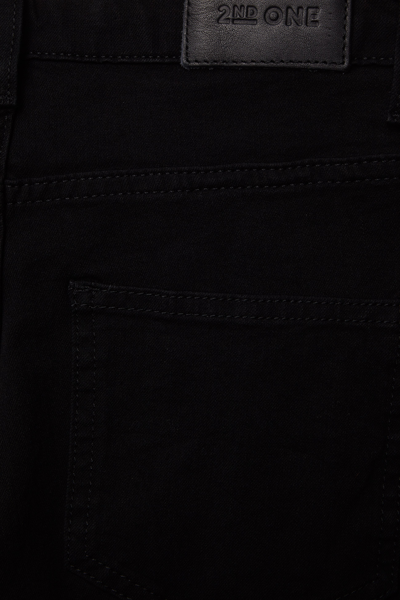 2nd One Amy 851 Jeans (Black Flex) 329 kr | Stort utbud av designermärken K3DTO4SP