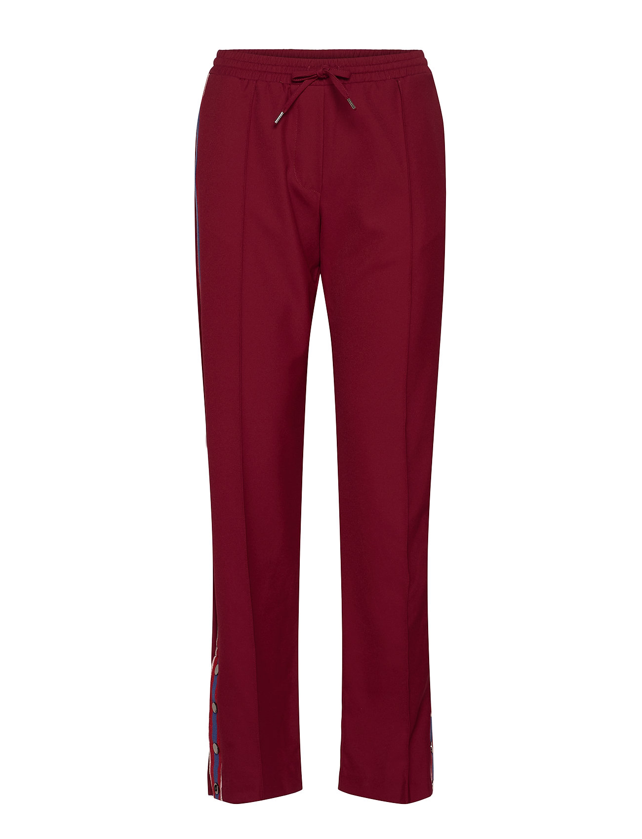 2nd One Gigi 813 Track Pants - RED TRACK