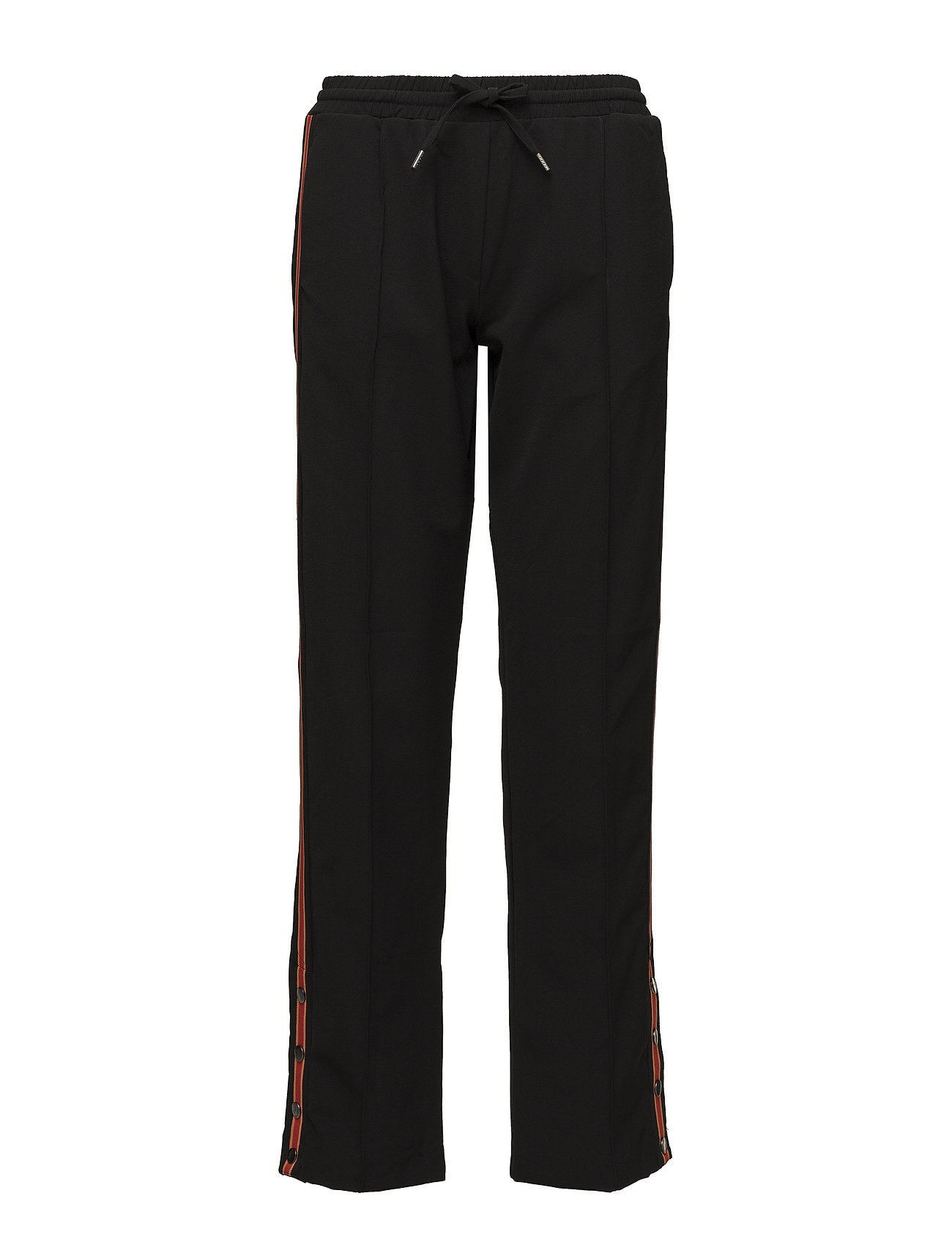 2nd One Gigi 813 Pants - BLACK TRACK