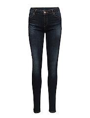 Nicole 014 Blue Midnight, Jeans - BLUE MIDNIGHT