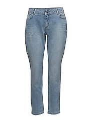 Noora 828 Vintage Blue, Jeans - VINTAGE BLUE