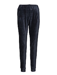 Miley 104 Corduroy Pants - NAVY CORDUROY