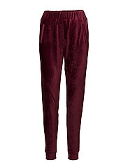 Miley 104 Pants - EARTH RED CORDUROY