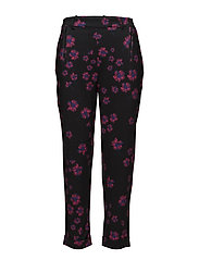 Anne 881 Pants - PINK FLUORESCENT BLOOM