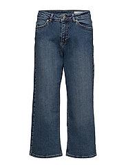 Adele 109 Jeans - OCEAN BLUE