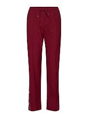 Gigi 813 Track Pants - RED TRACK