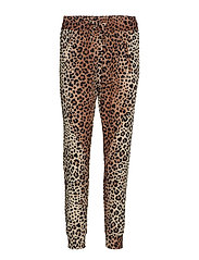 Miley 442 Leopard, Pants - LEOPARD