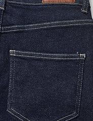 2nd One - Willow 601 - farkkuhameet - raw blue stitch - 4