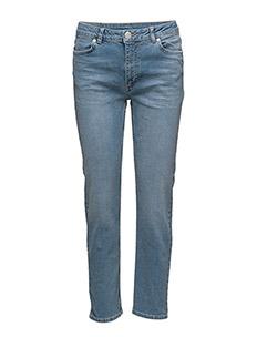 Malou 084 Crop, Blue Worth, Jeans - BLUE WORTH