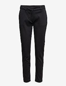 Carine 065 Black, Pants - BLACK