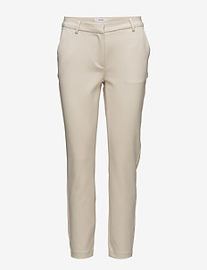 Carine 111 Almond, Pants - ALMOND