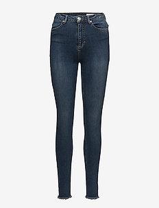 Amy 893 Jeans - RAW INDIGO FLEX