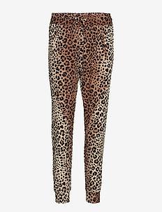 Miley 442 Leopard, Pants - LEOPARD