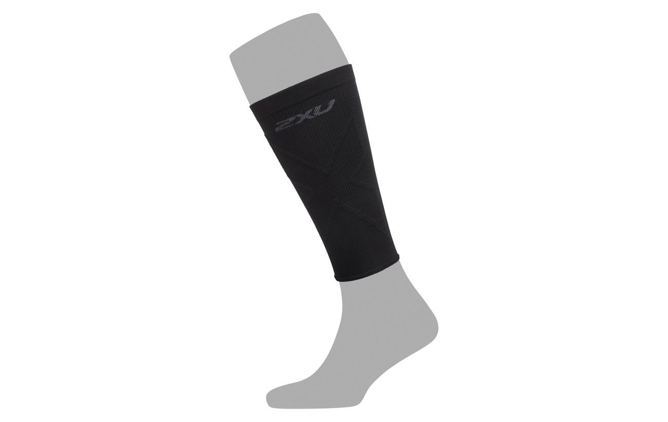 2XU X-Compression Calf Sleeves-U - BLACK/BLACK