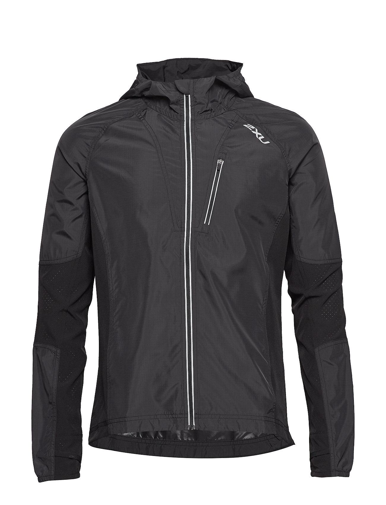 2XU XVENT Jacket - BLACK/BLACK
